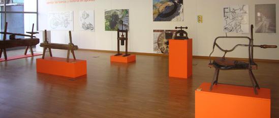 Exposición: TECNOLOGÍA TRADICIONAL
