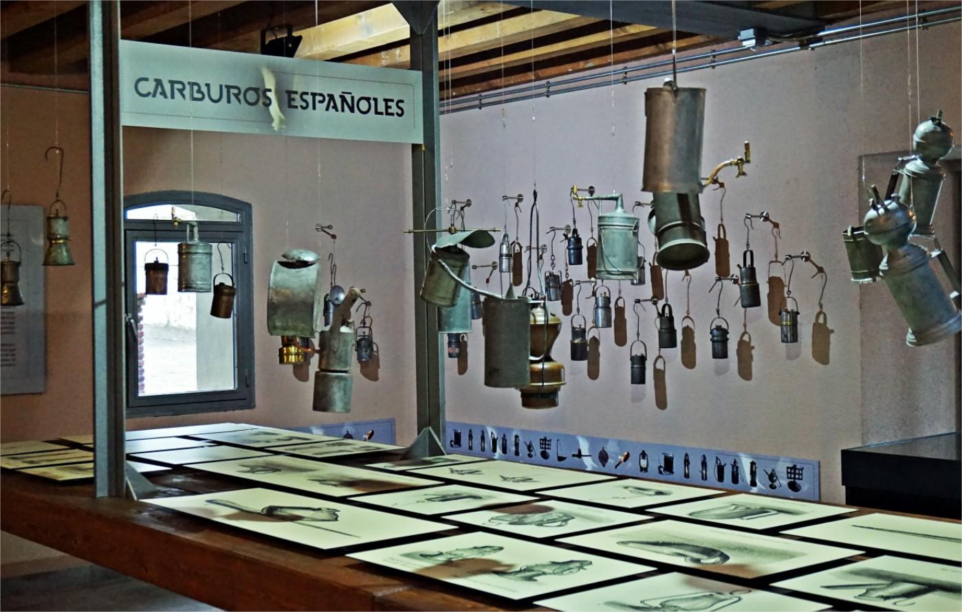 Exposición: Rincón de luz. Carburos Españoles