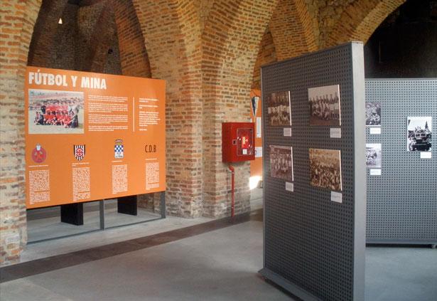 Exposición: Fútbol y mina