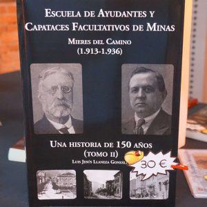ESCUELA DE AYUDANTES Y CAPATACES FACULTATIVOS DE MINAS - MIERES DEL CAMINO