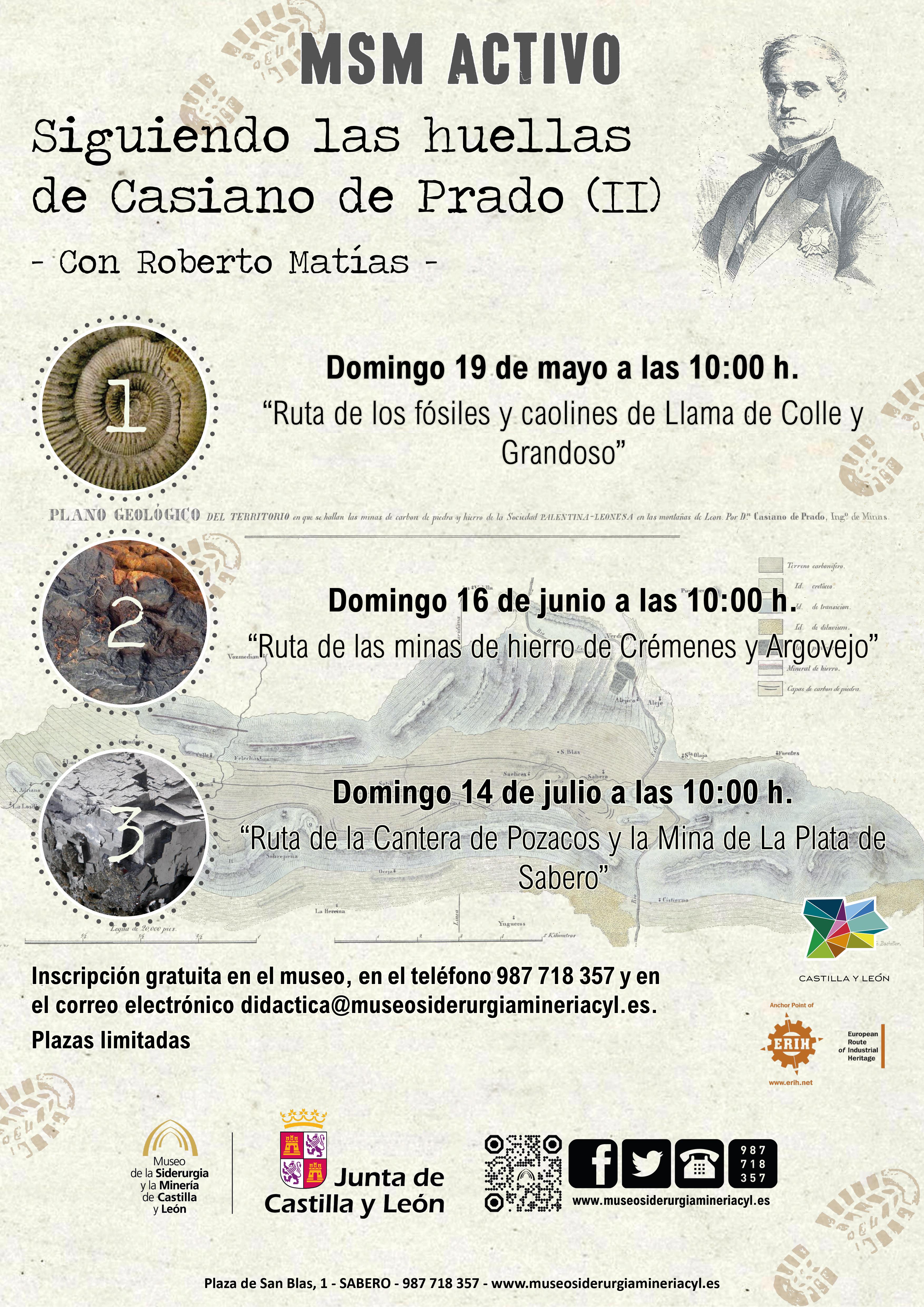 MSM ACTIVO: SIGUIENDO LAS HUELLAS DE CASIANO DE PRADO (II)