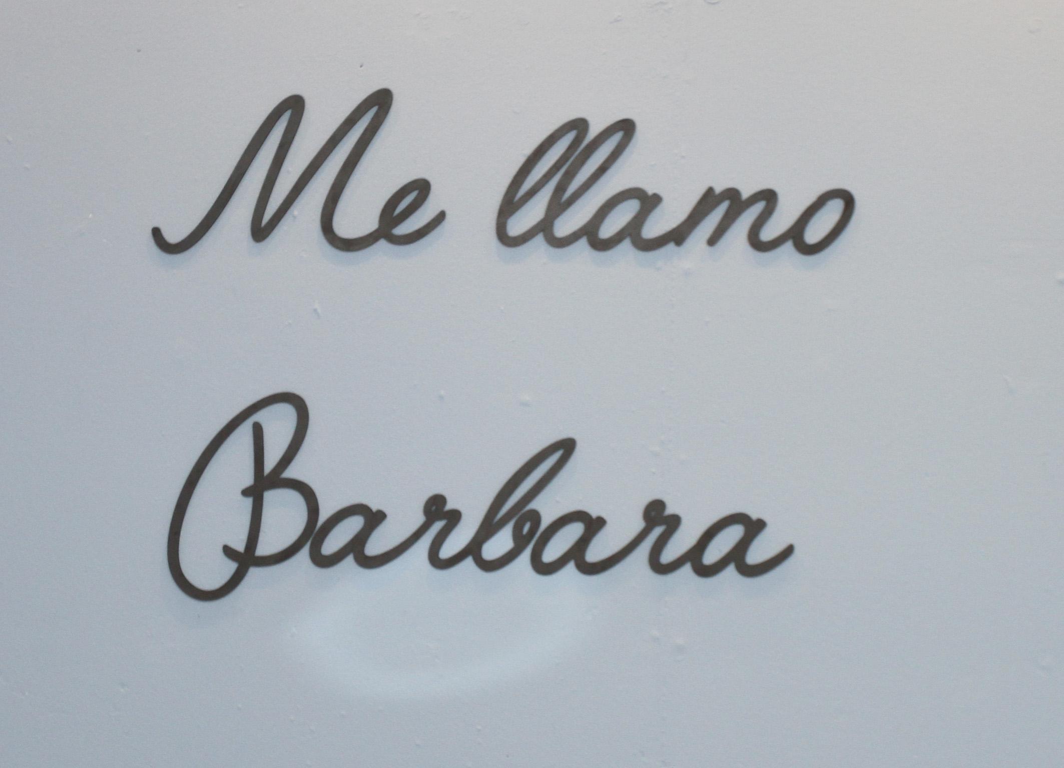 """EXPOSICIÓN TEMPORAL: """"BÁRBARA""""."""