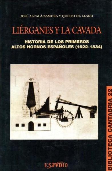 LIBRO DEL MES: LIÉRGANES Y LA CAVADA: HISTORIA DE LOS PRIMEROS ALTOS ESPAÑOLES. DISPONIBLE PARA SU PRÉSTAMO EN EL MUSEO.