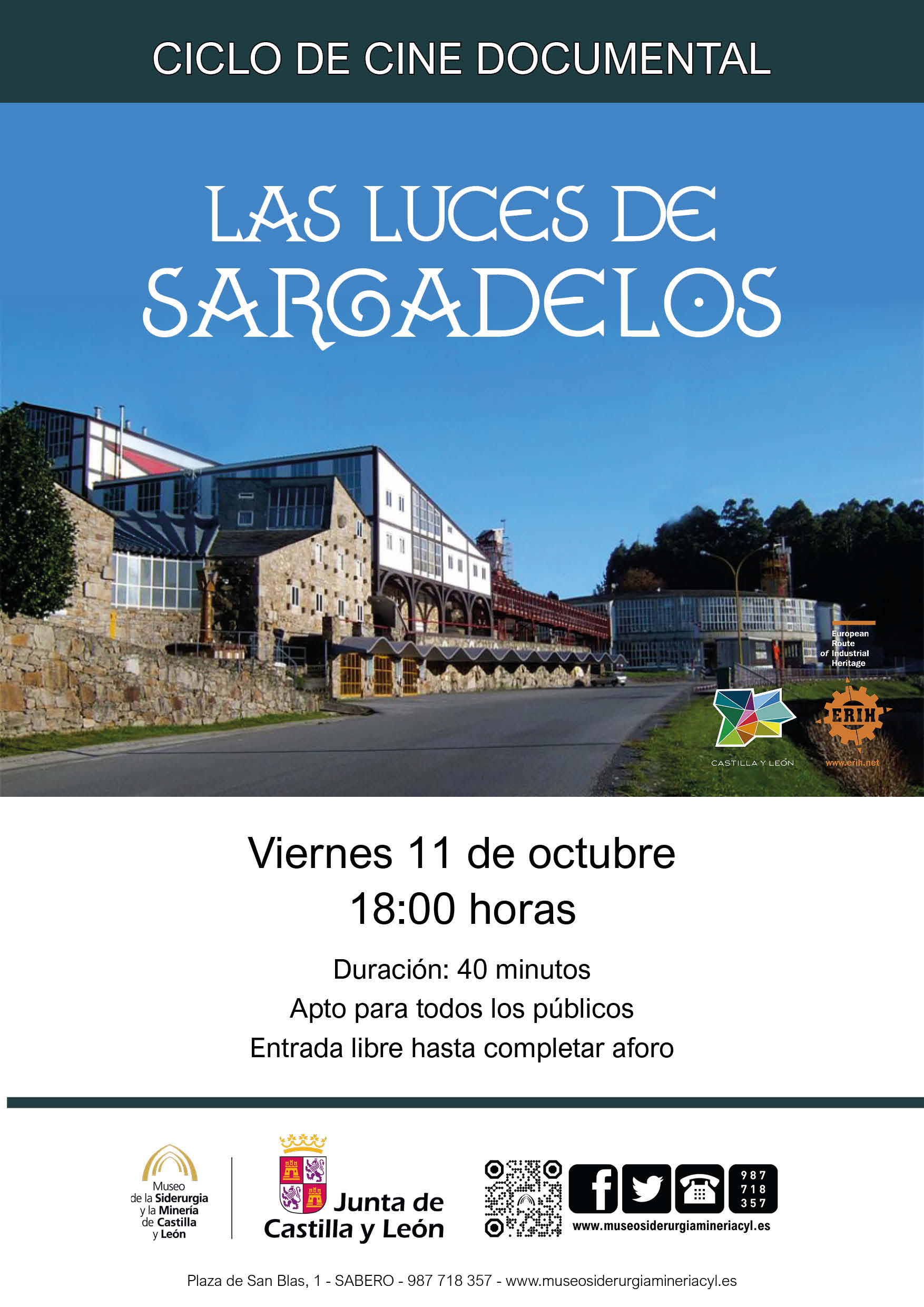 "CICLO DE CINE DOCUMENTAL: ""LAS LUCES DE SARGADELOS"""