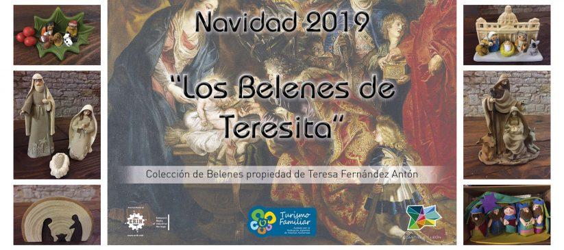 """EXPOSICIÓN TEMPORAL: """"LOS BELENES DE TERESITA"""""""