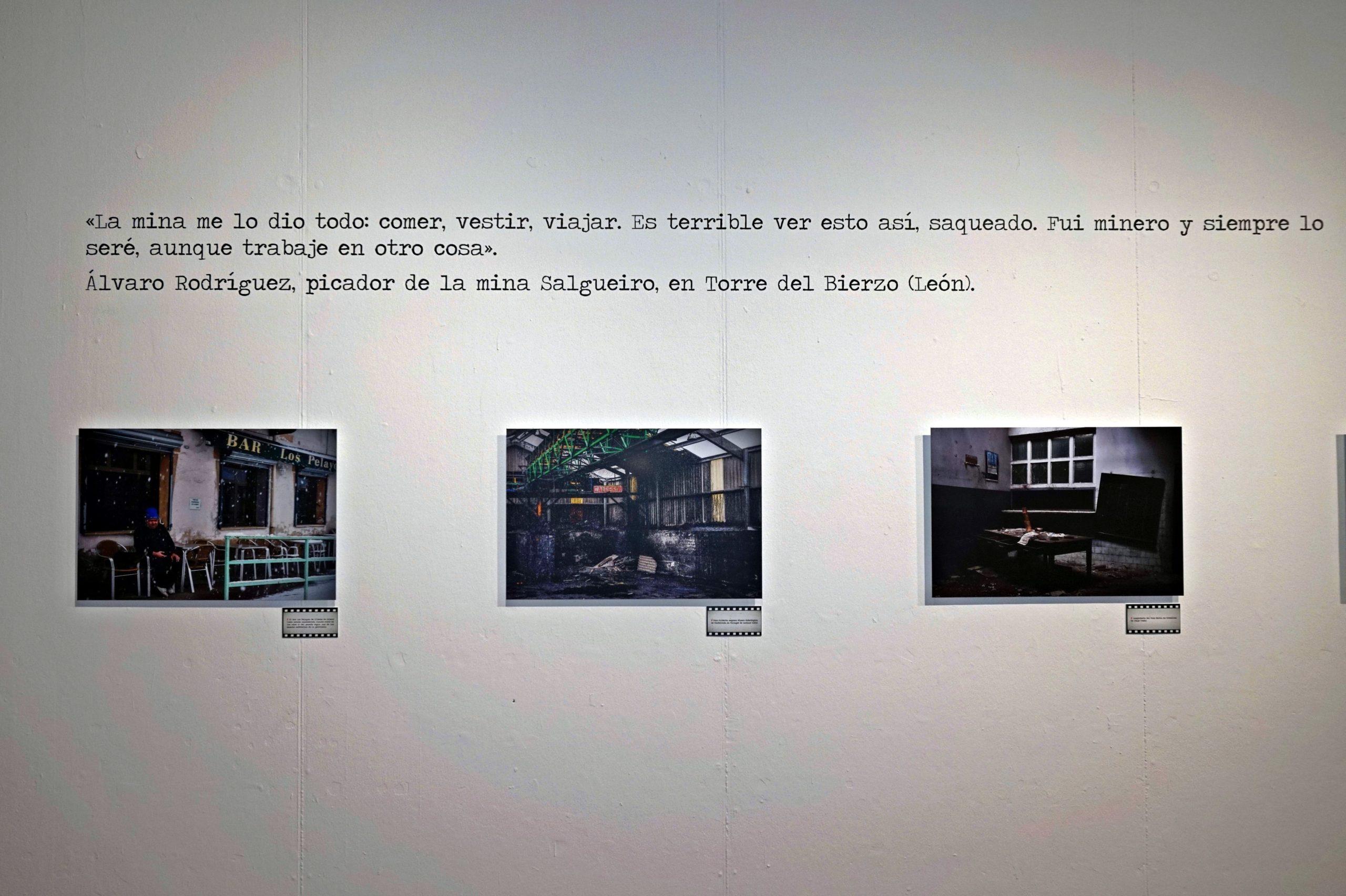Exposición the end