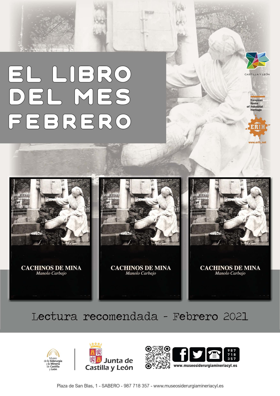 """LIBRO DEL MES: """"CACHINOS DE MINA"""". PRÉSTAMO EN EL MUSEO."""