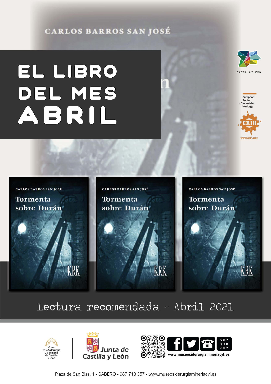 libro del mes abril